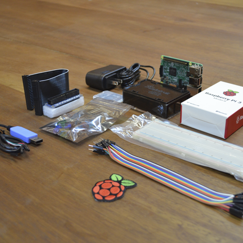 Kit Raspberry Pi3