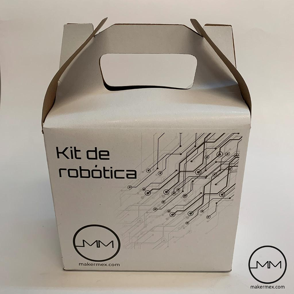 MakerCademy Kit de robótica 102